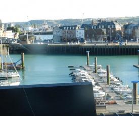 Appartement vue sur le port de Dieppe